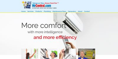 Mr. Central Heating and Air