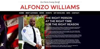Alfonzo Williams for Sheriff