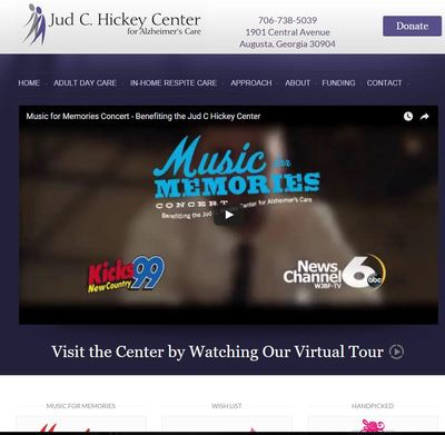 Jud C. Hickey Center for Alzheimer's Care