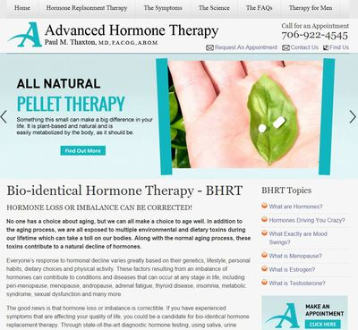 Advanced Hormone Therapy