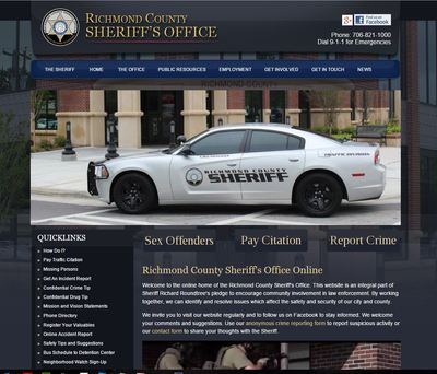 Richmond County Sheriff's Office