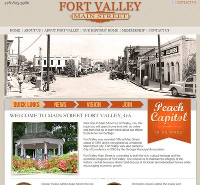 Fort Valley Main Street