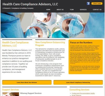 Health Care Compliance Advisors